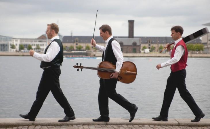 Allan Høier, Kjeld Steffensen, Allan Thorsgaard